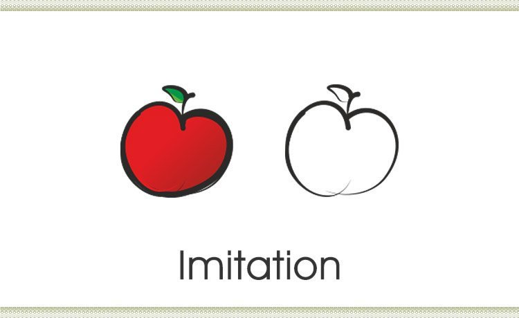 Why do people buy imitation goods? Because imitation goods are cheaper? Or because needs are cheap?