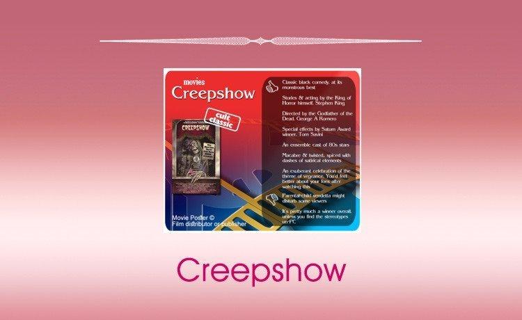Classic Horror Movie Review: Creepshow
