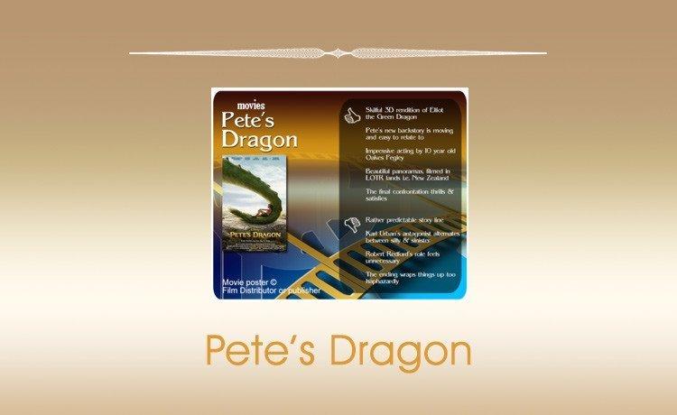 Movie Review: Pete's Dragon