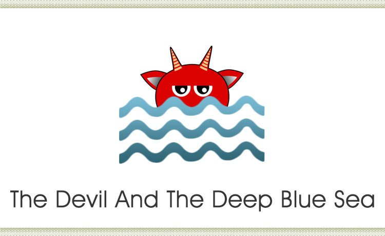 How often do we end up in this horrid situation of the devil and the deep blue sea? Too often, in my opinion, especially when during political voting.