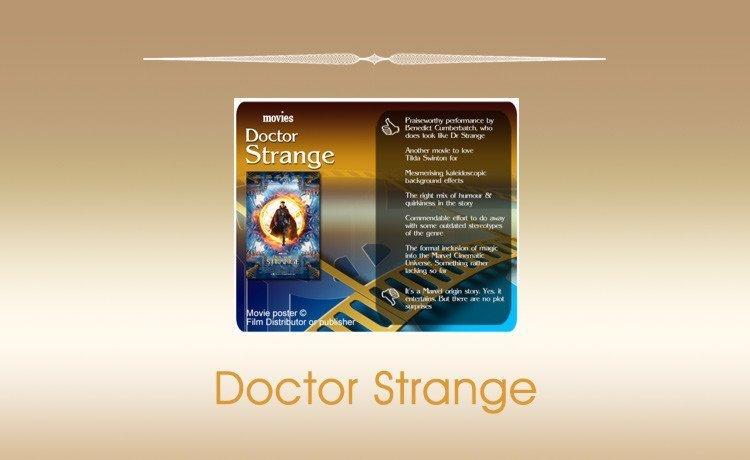 Movie Review: Doctor Strange
