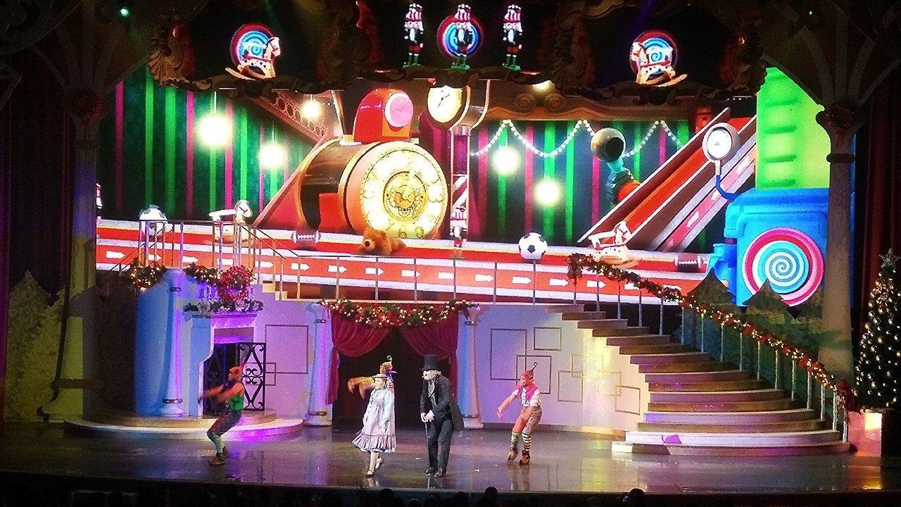 Bah Humbug! A Christmas Spectacular.
