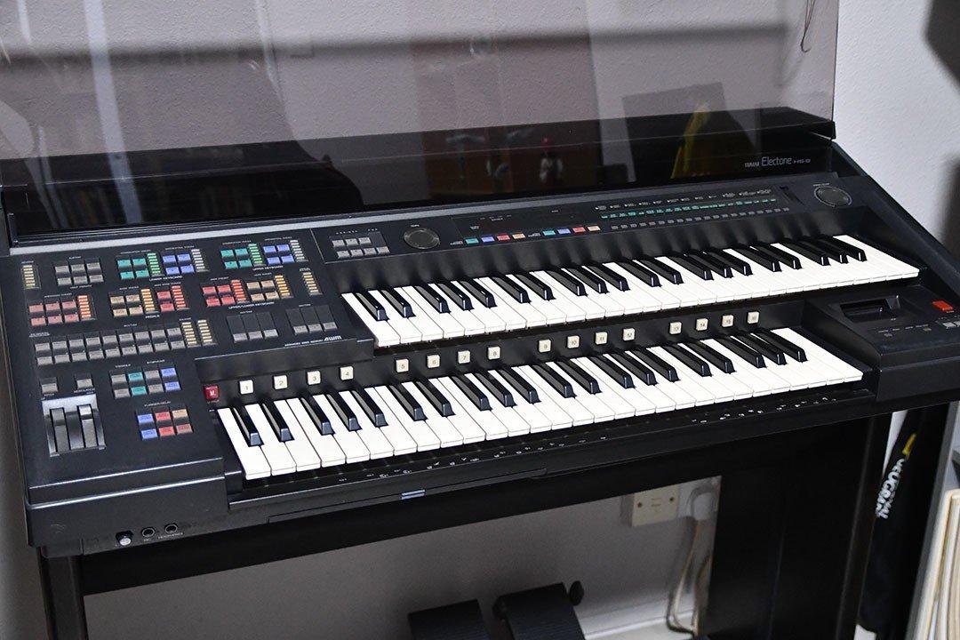 Yamaha Electone HS-8 Digital Organ.