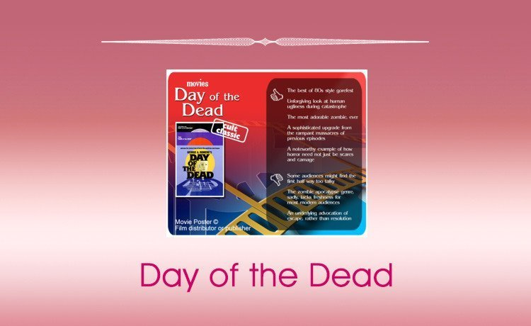 Classic Horror Movie Review: Day of the Dead
