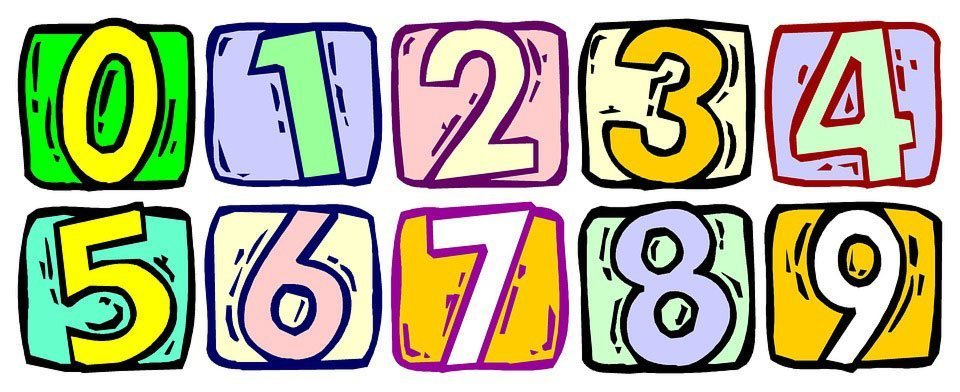Before all else, teach your kid how to count numbers!