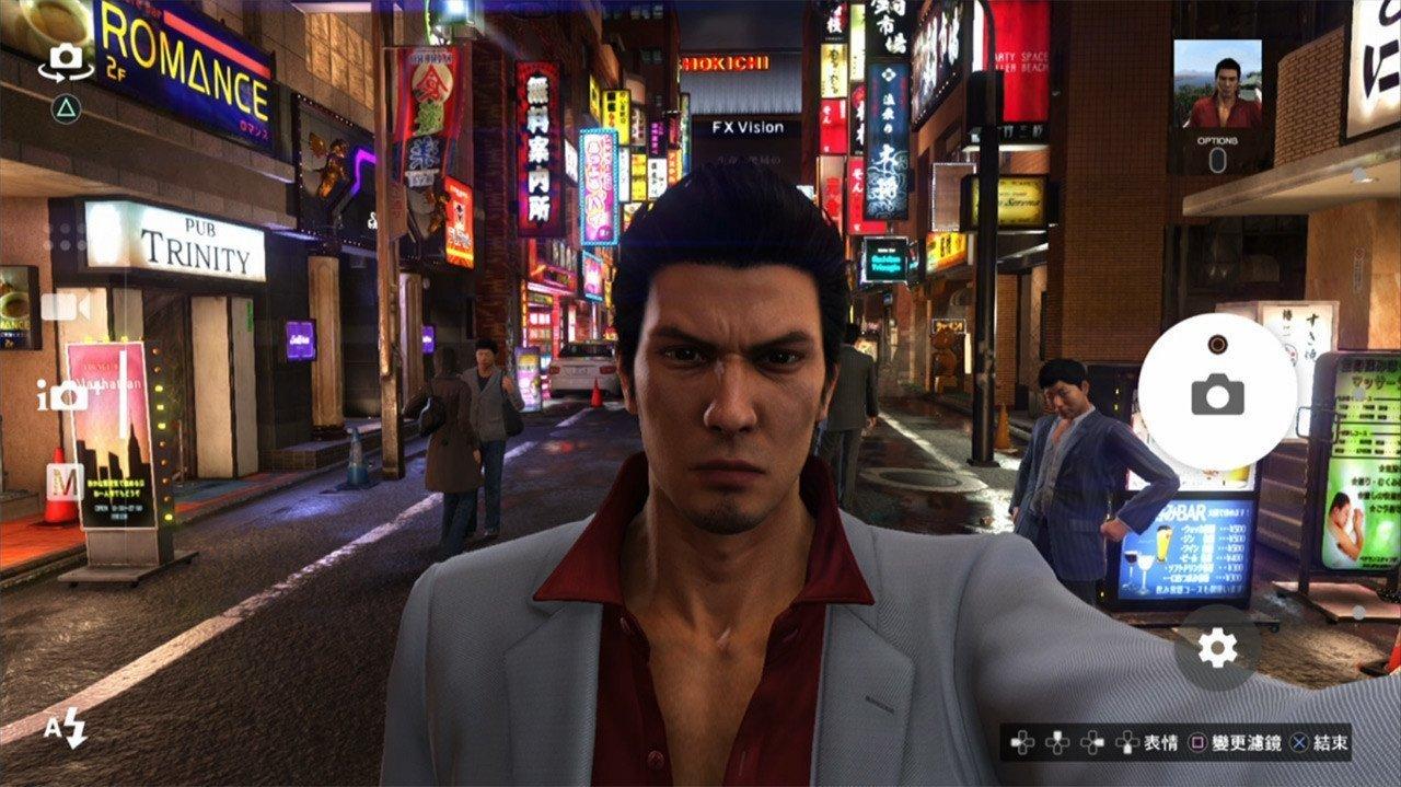 Yakuza 6 Kiryu Kazuma.