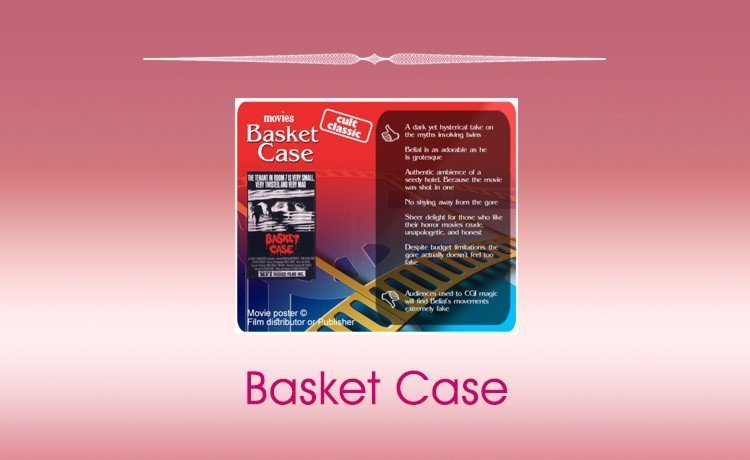 Classic Horror Movie Review: Basket Case