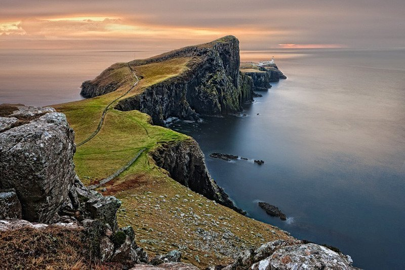 Uncharted 4 Locations in Real Life: Isle of Skye.