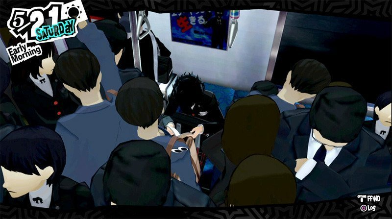 Persona 5 Tips | Always have a book with you.
