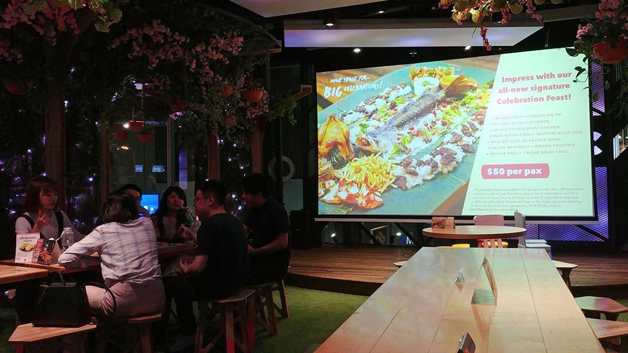 Picnic Urban Food Park @ August 2018