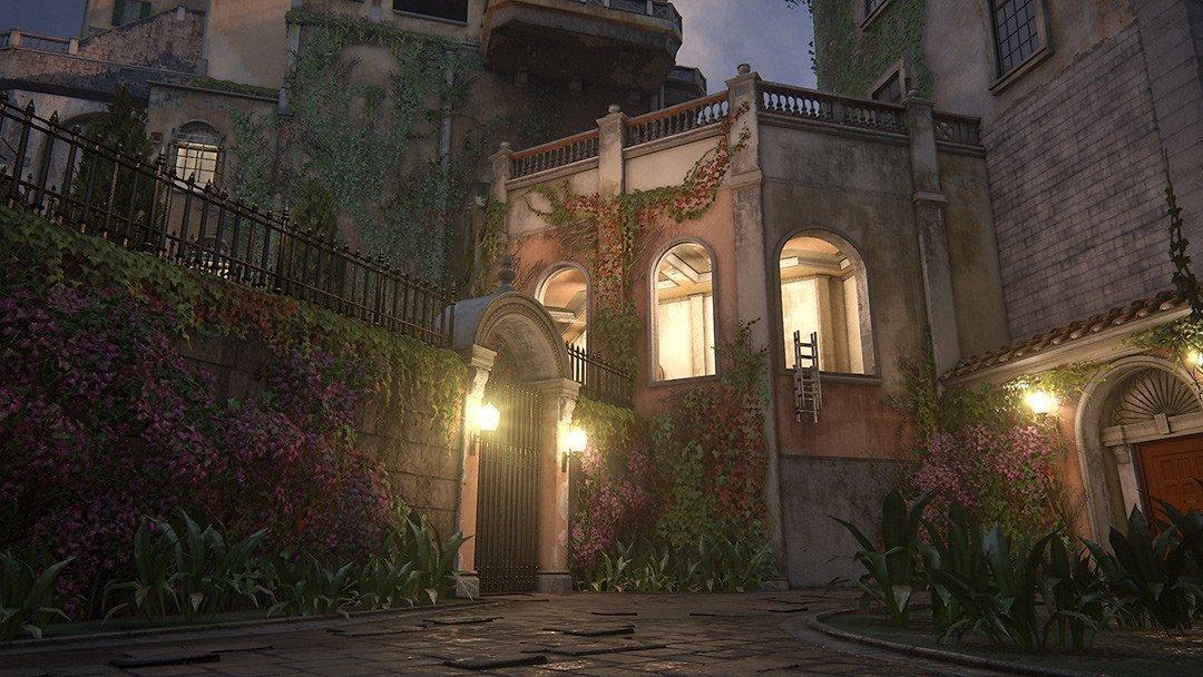 Rossi Estate Garden