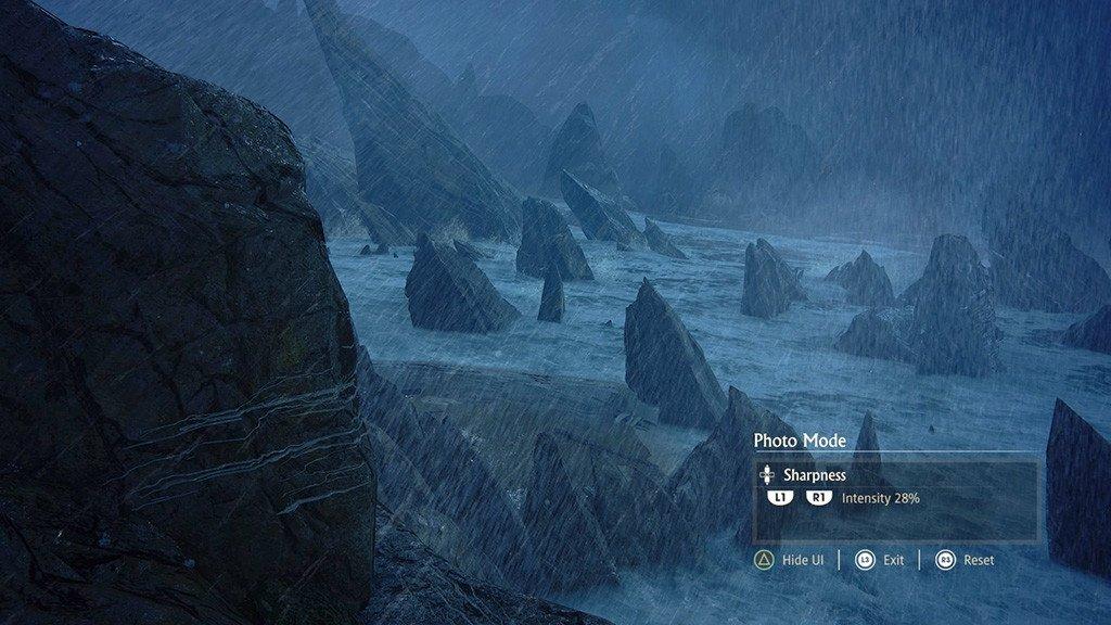 Uncharted 4 photo mode.