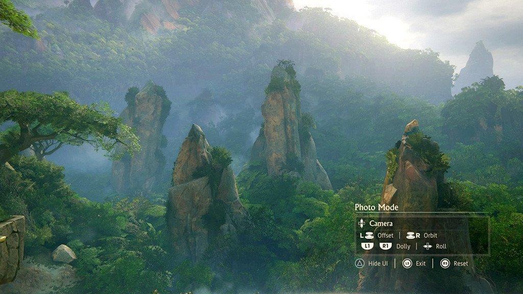 Uncharted 4 - A Thief's End Libertalia Scenery
