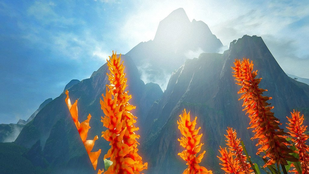 Uncharted 4 Libertalia Mountain