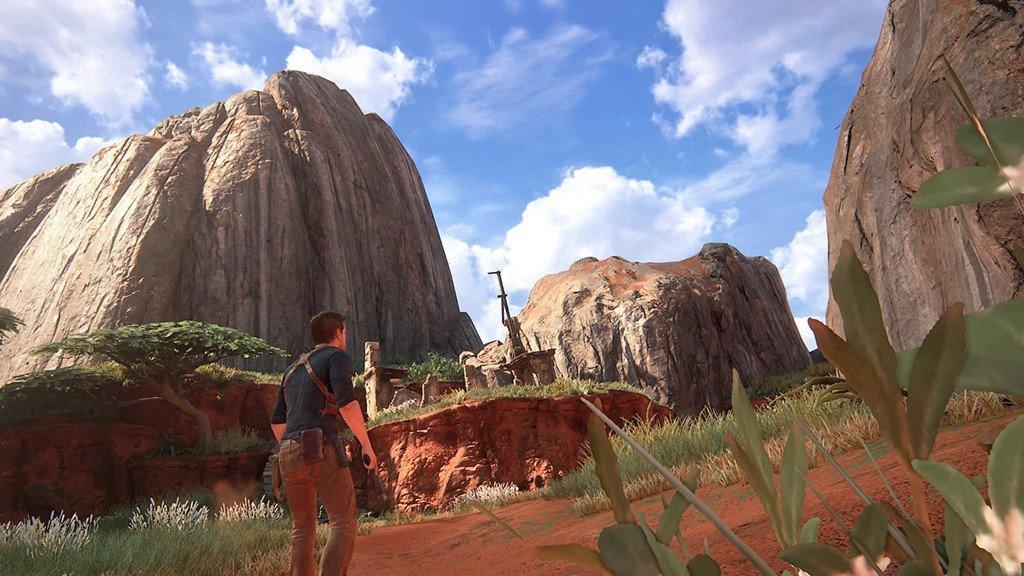 Uncharted 4 - A Thief's End Madagascar Ruins