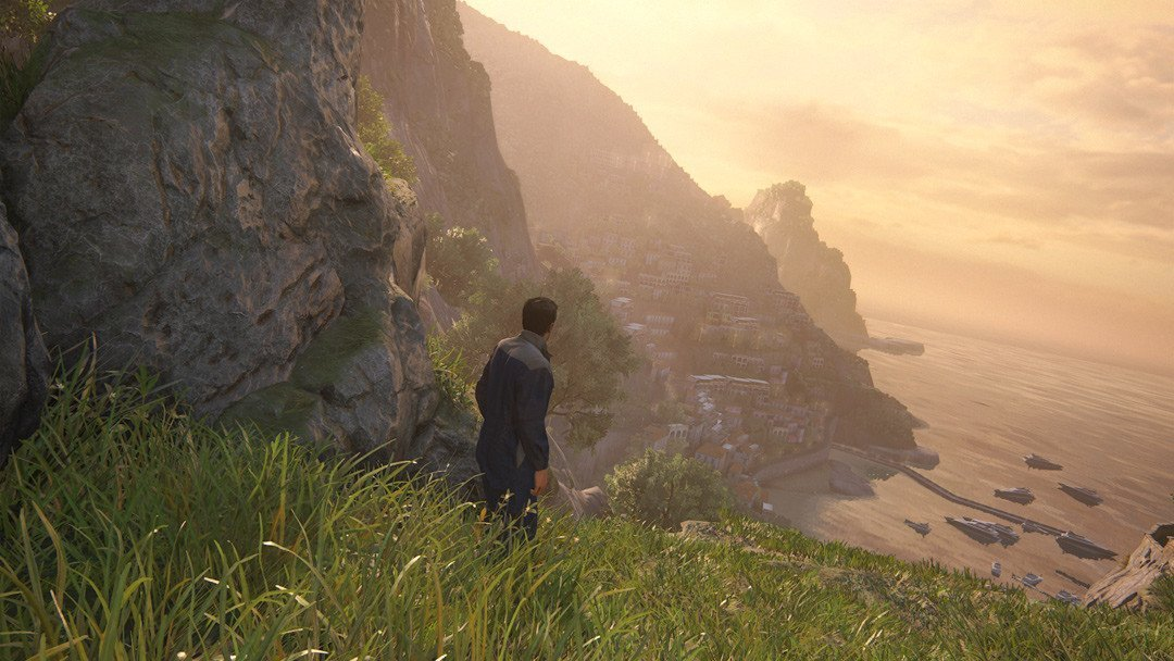 Let's Travel the World with Uncharted 4: A Thief's End