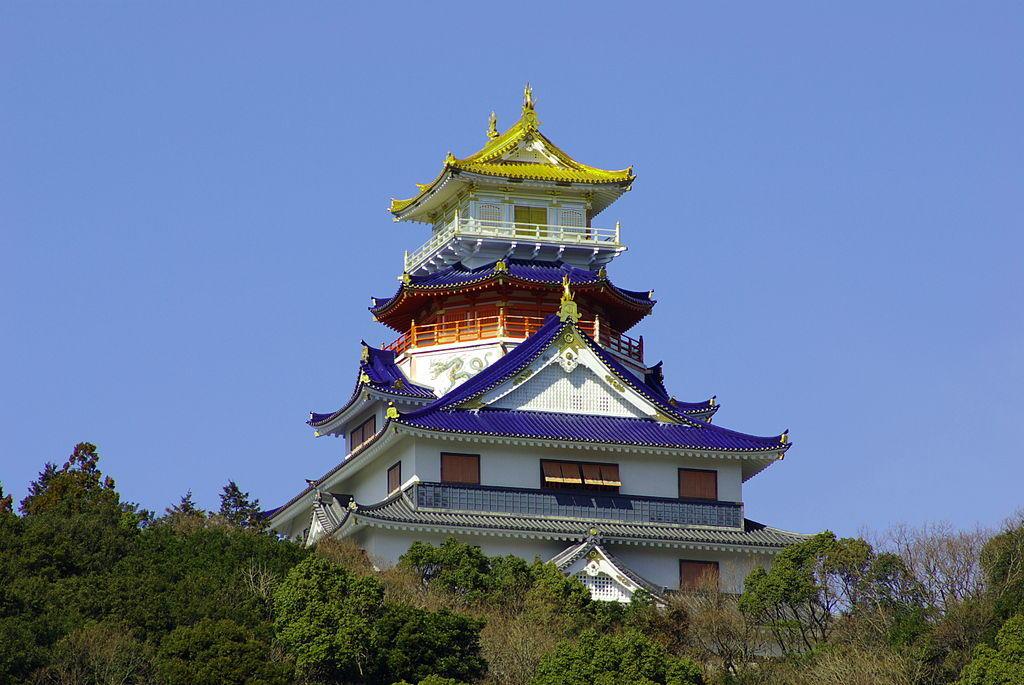 Azuchi Castle Reconstruction