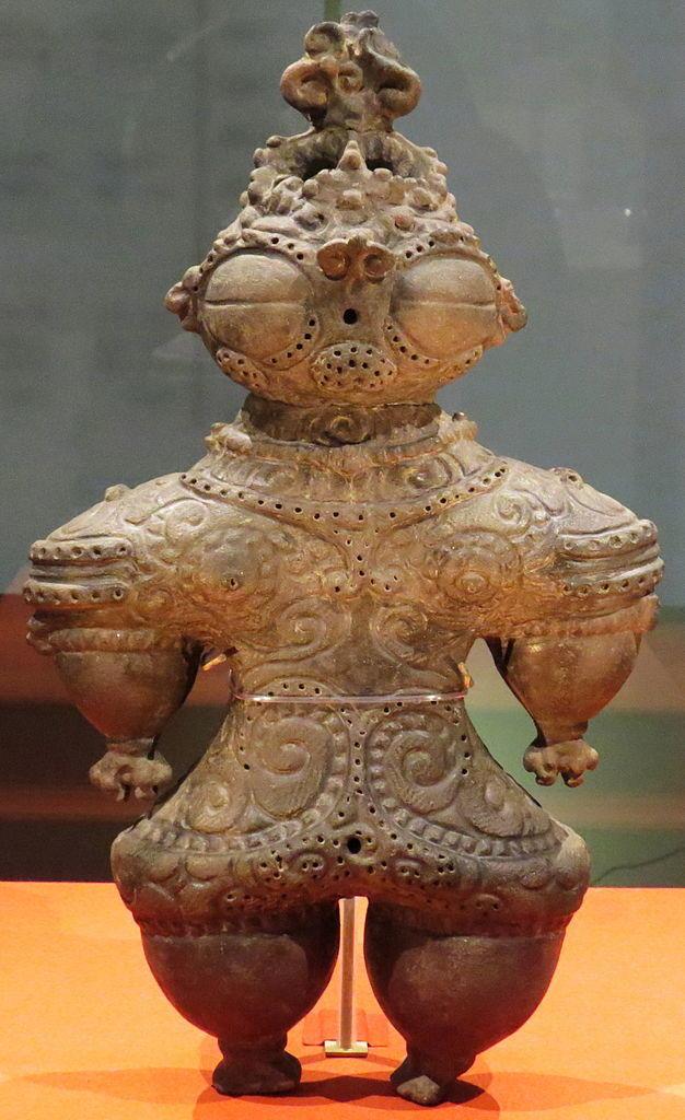Jōmon Period Clay Figurine.