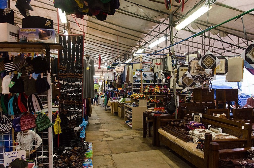 Geylang Serai Bazaar 2017 Stalls