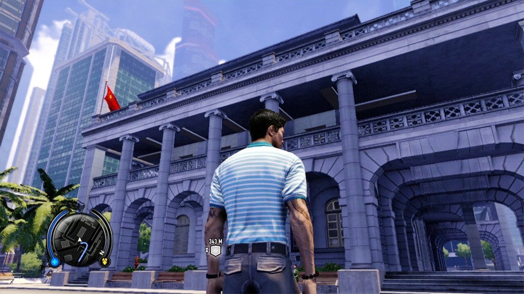 Court of Final Appeal in Sleeping Dogs