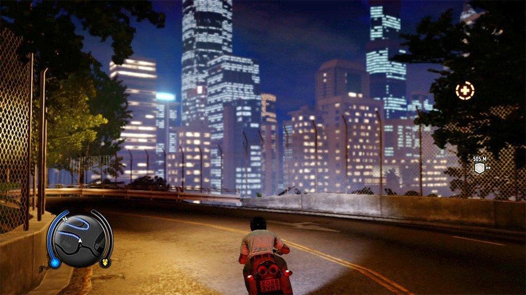 Sleeping Dogs Night Time Screenshot
