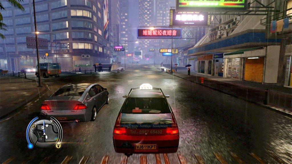 Hong Kong Rainy Night Butcher in Games