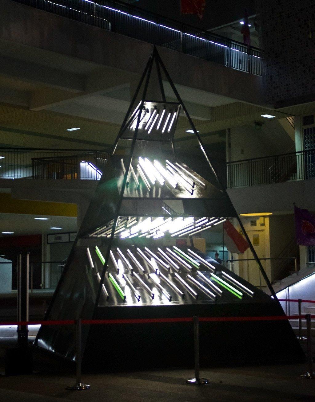 Singapore Night Festival 2017 Art Installation.