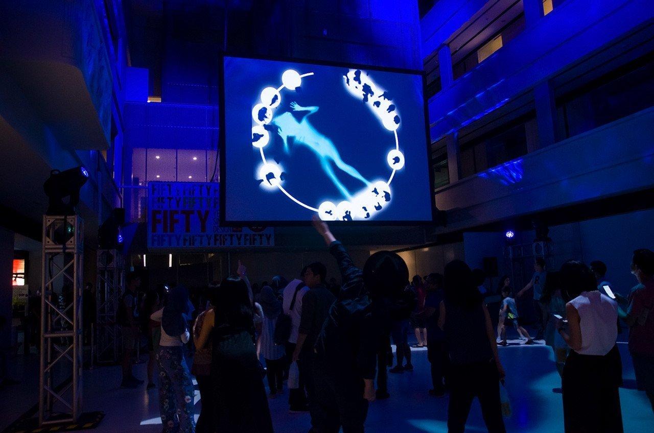 Singapore Night Lights Festival.