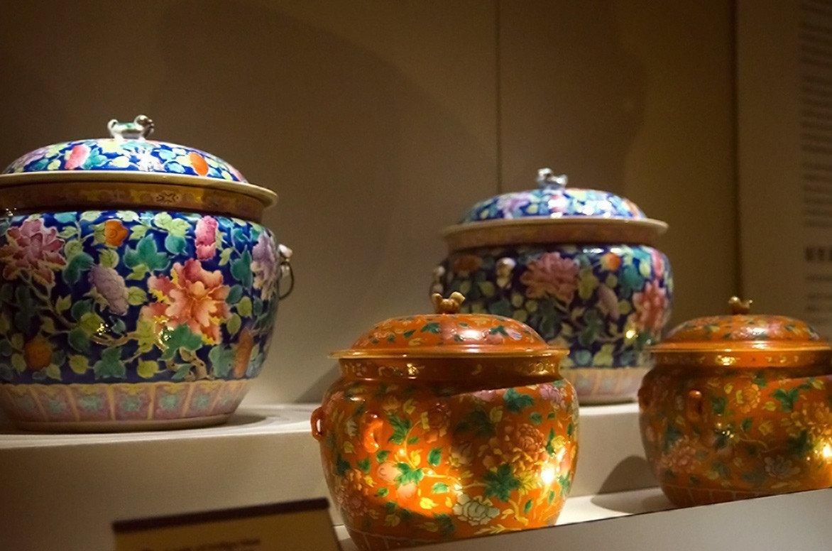 Peranakan Ceramics.