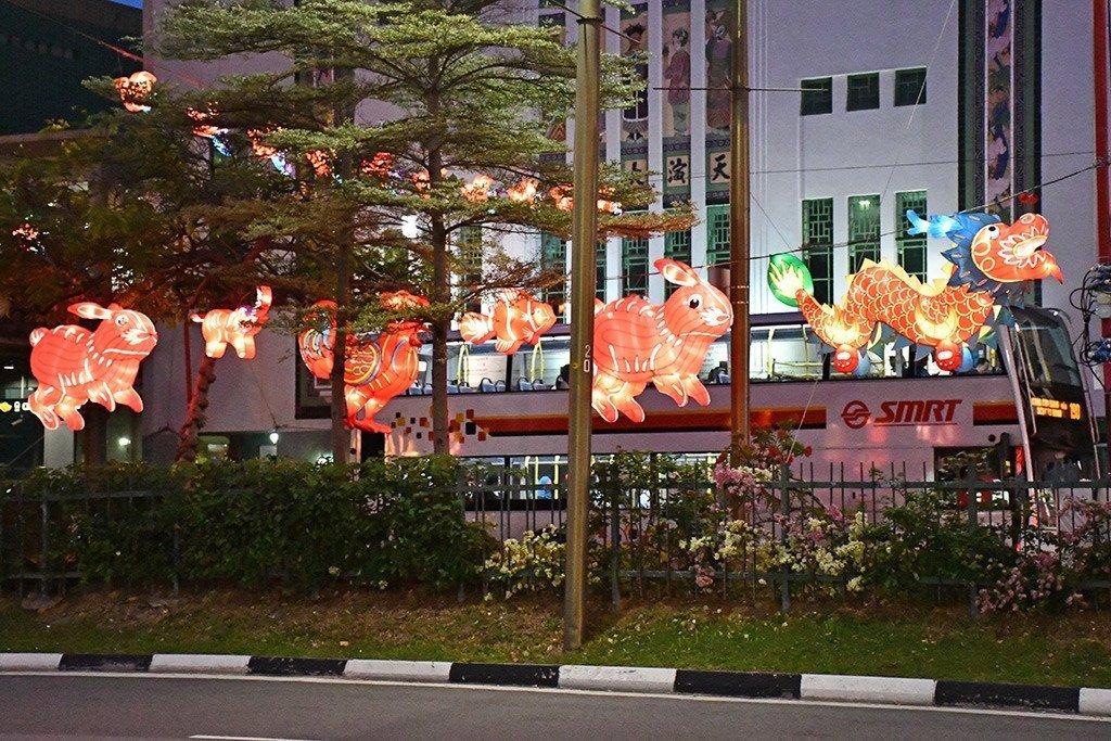 Mid-Autumn Festival in Singapore 2017