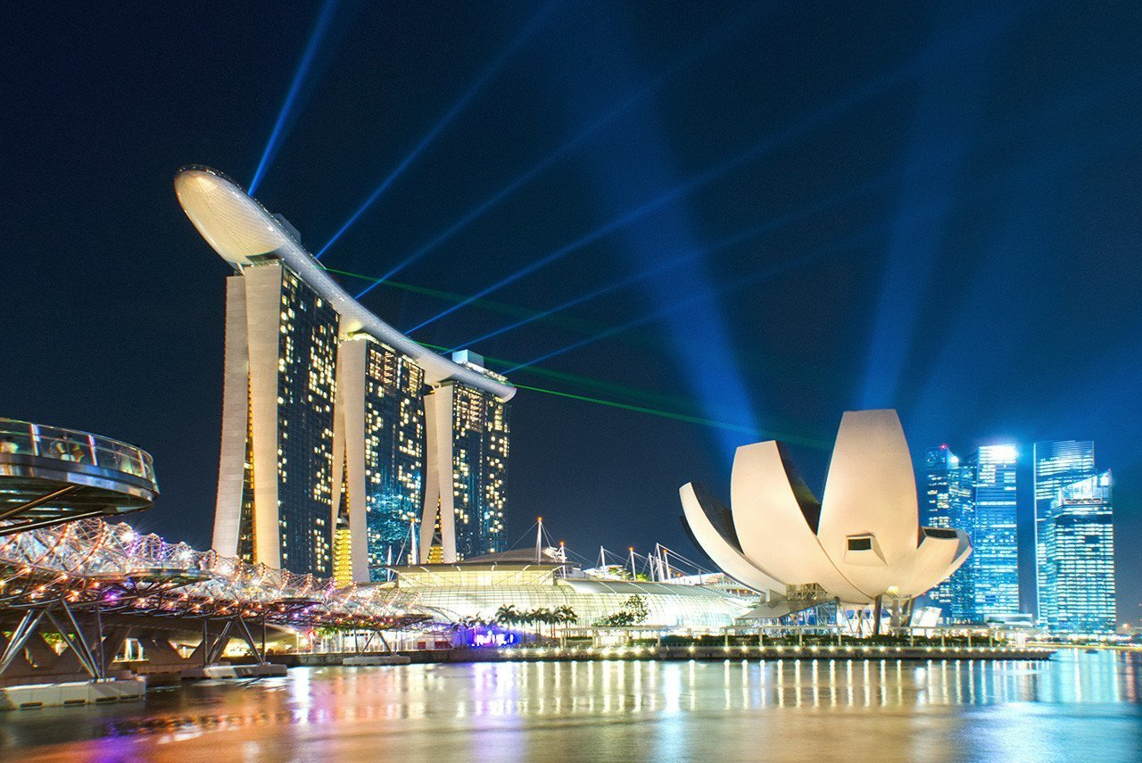 7 Singapore landmarks perfect for video games | Marina Bay Sands