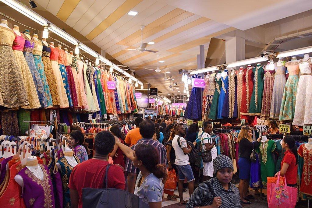 Tekka Market Saree Stores