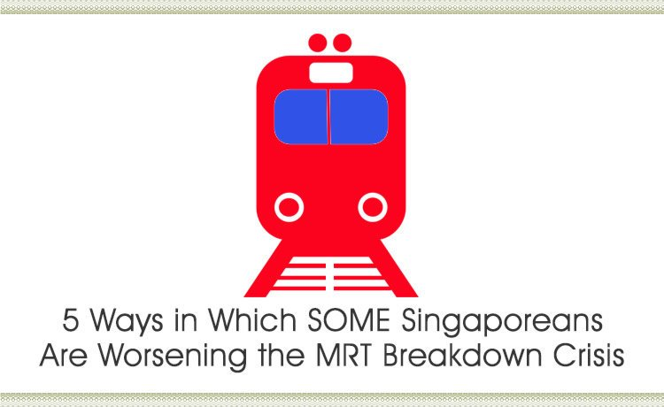 Singapore MRT Breakdown Crisis