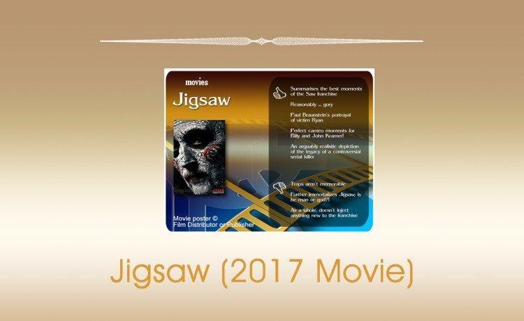Jigsaw (2017 Movie) review