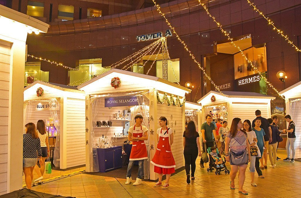 The Great Christmas Village Singapore 2017