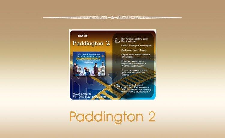 Paddington 2 Movie Review.