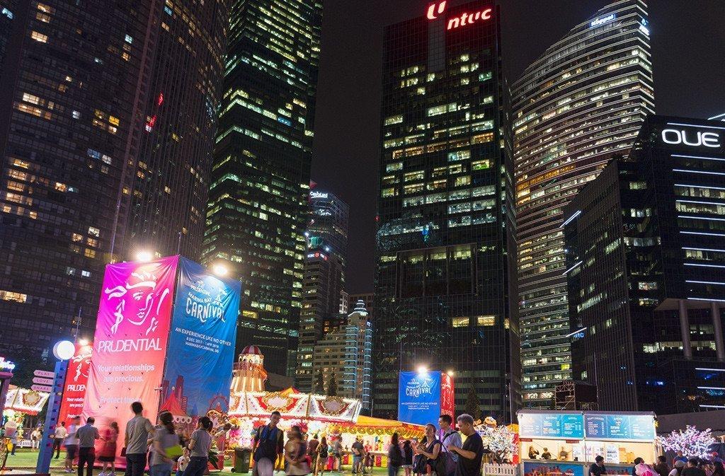 Singapore Festive Events Dec 2017.