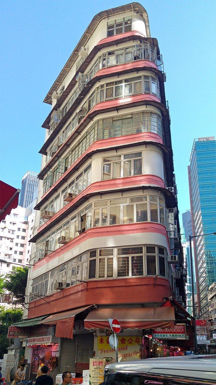 Wanchai Plaza (灣仔大厦)