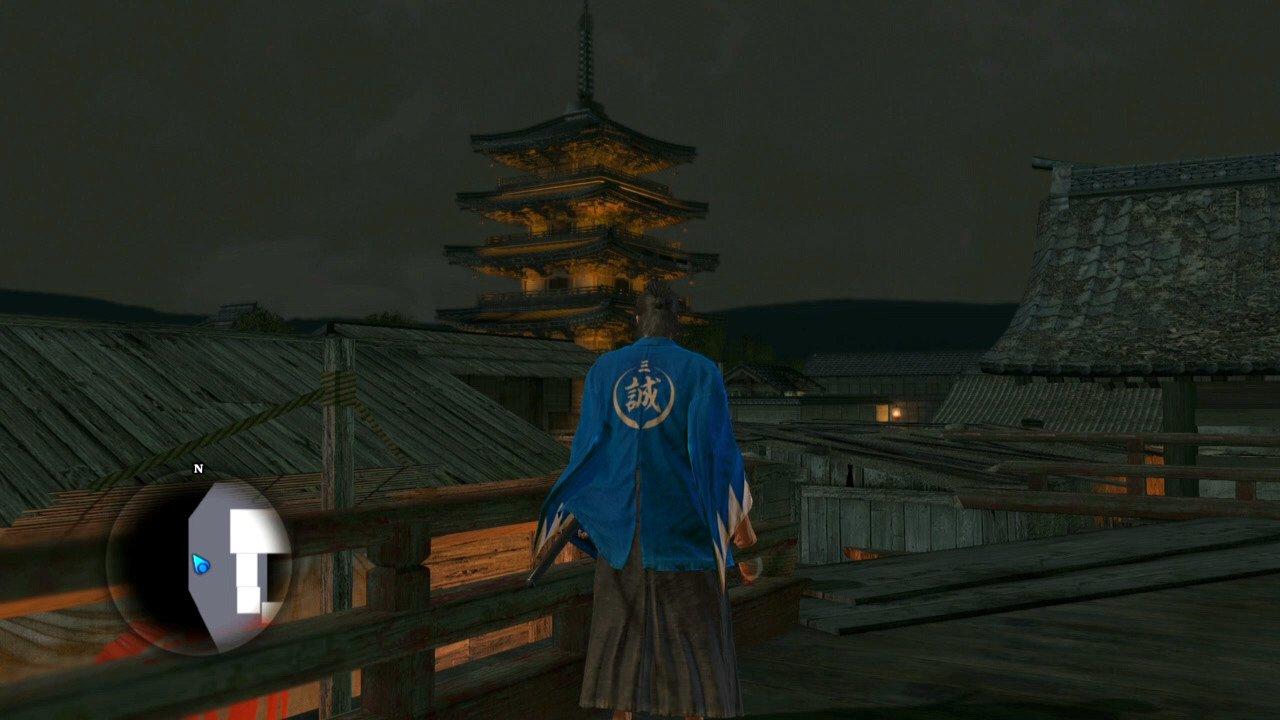 Ryū ga Gotoku Ishin Pagoda