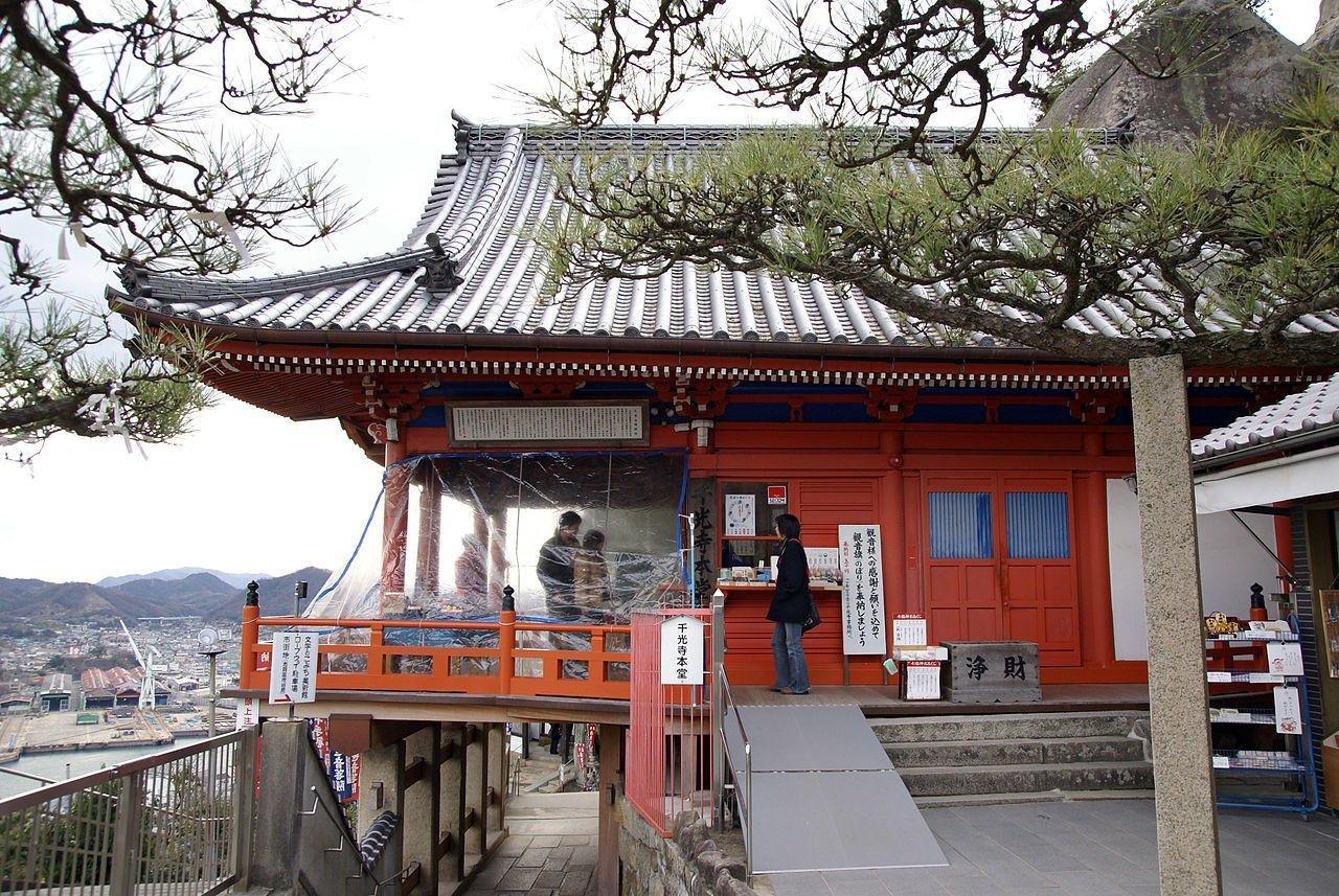 Senkoji Terrace, Onomichi