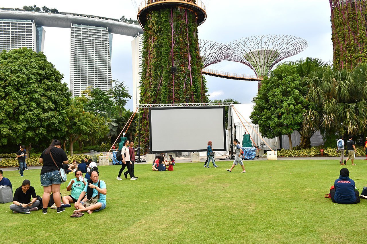 Gardens by the Bay Movie Screening