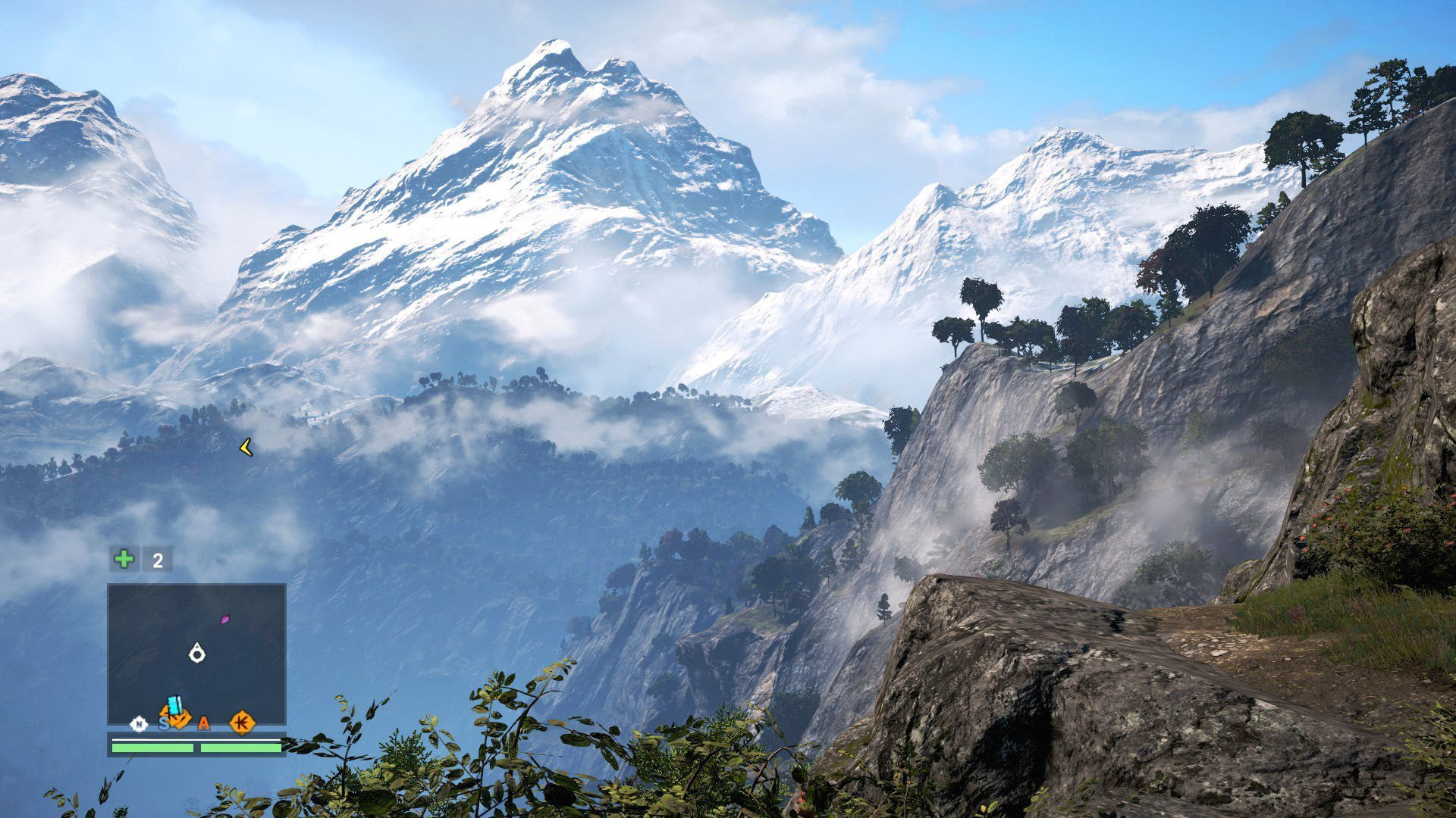 Far Cry 4 Open World.