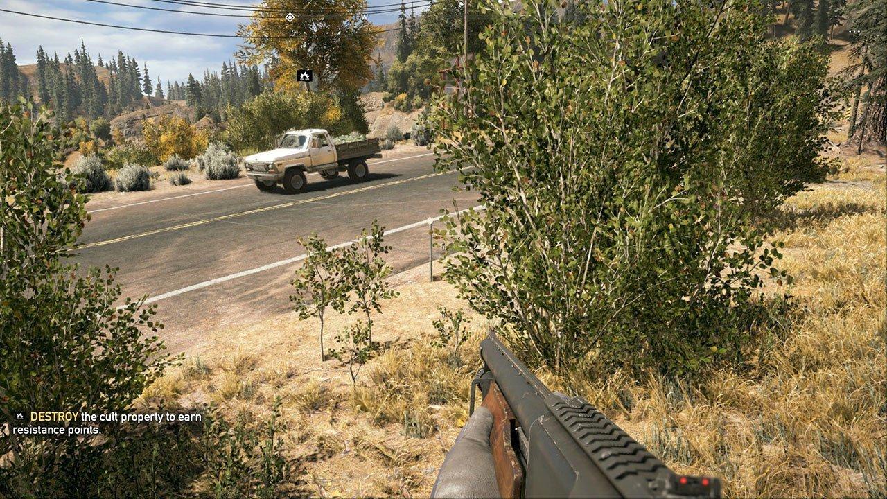 Far Cry 5 Open World Tip.