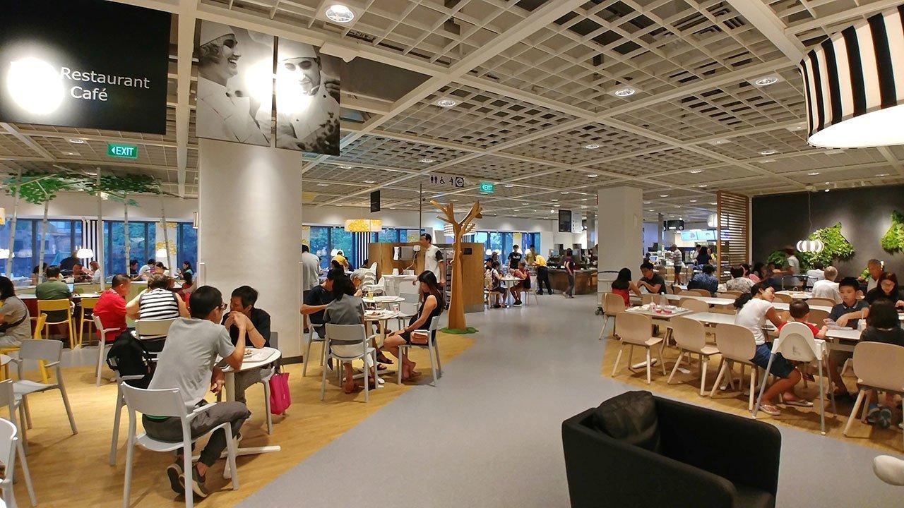 IKEA Alexandra Cafe