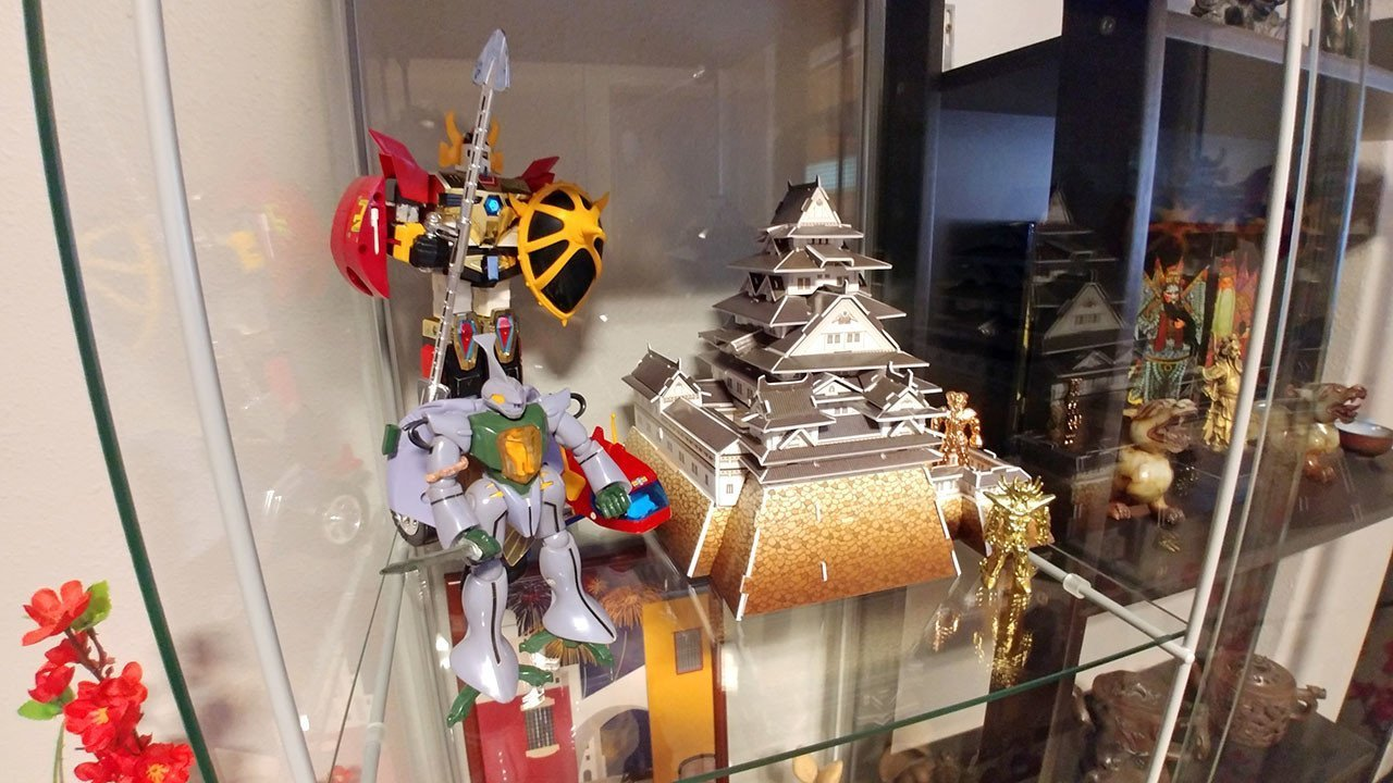 Cubic Fun Himeji Castle.
