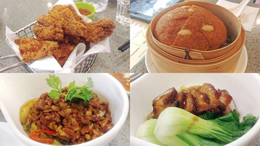 Tunglok Teahouse Novena Dishes