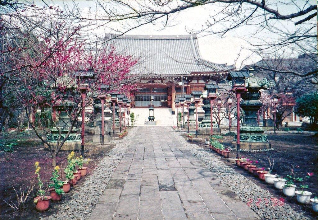 Japan Solo Trip 1998.