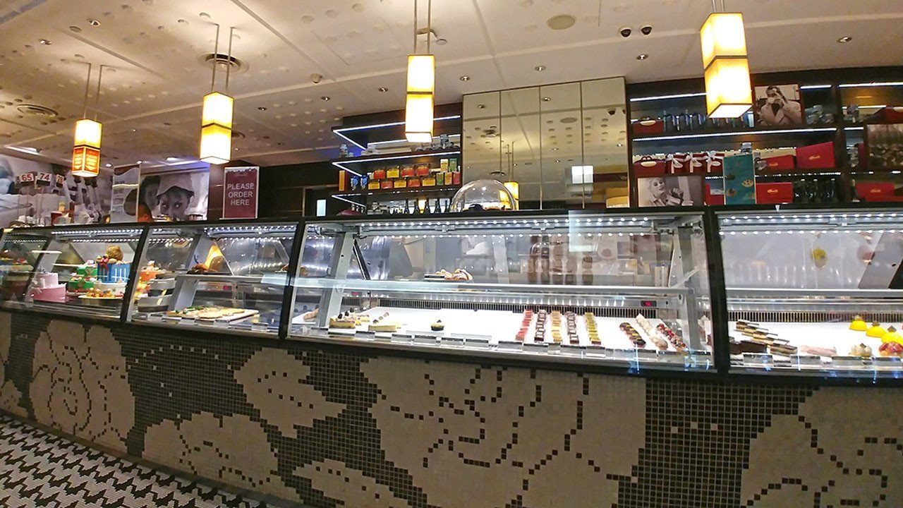 Brunetti Tanglin Mall Review
