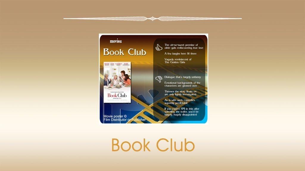 Book Club (Film) Review