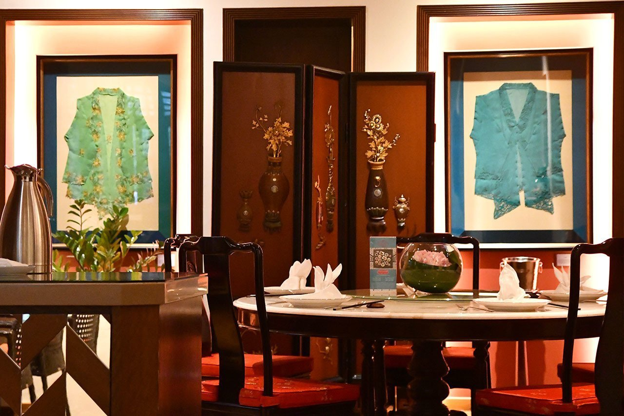 Indocafé - The White House Restaurant Decoration.
